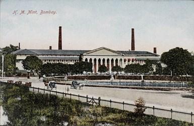 H.M. Mint, Bombay