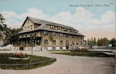 Mercelina Park Hotel, Celina, Ohio