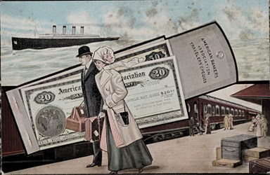 American Banker's Association Traveler's Cheques