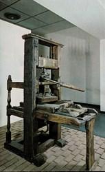 Franklin Printing Press