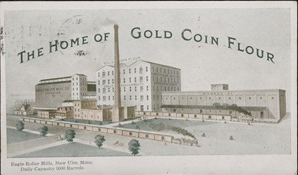 The Home of Gold Coin Flour