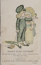 Hood's Olive Ointment