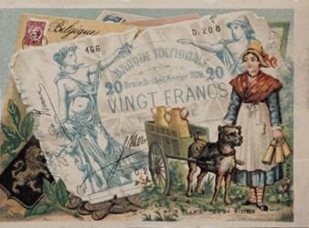 Banque Nationale Vingt Francs