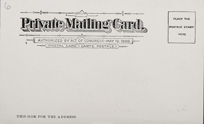 Reverse Side: Bureau of Engraving and Printing