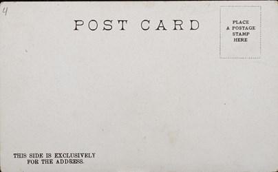 Reverse Side: Bureau of Engraving & Printing, Washington.
