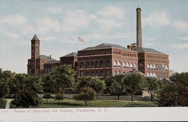 Bureau of Engraving & Printing, Washington, D.C.