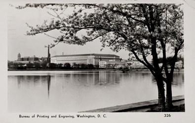 Bureau of Engraving and Printing, Washington, D.C.