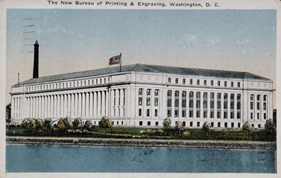 The New Bureau of Printing & Engraving, Washington, D.C.