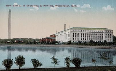 New Bureau of Engraving & Printing, Washington, D.C.