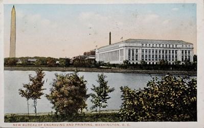 New Bureau of Engraving and Printing, Washington, D.C.