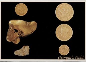 Georgia's Gold