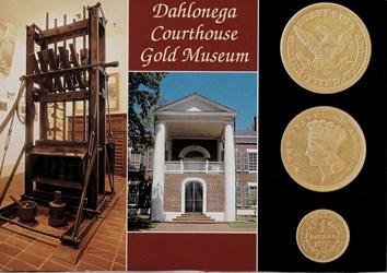 Dahlonega Courthouse Gold Museum
