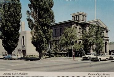 Nevada State Museum, Carson City, Nevada