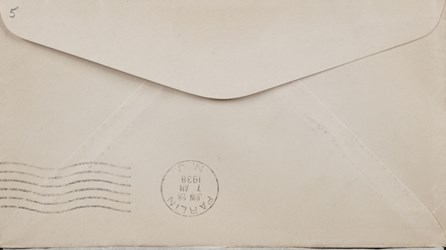 Envelope: Delaware Tercentenary Celebration First Day Cover