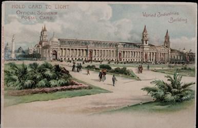 Official Souvenir, World's Fair - St. Louis 1904, Varied Industries Building