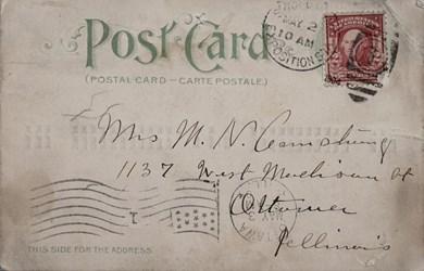 Reverse side: Official Souvenir, World's Fair - St. Louis 1904, U.S. Government Building
