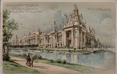 Official Souvenir, World's Fair - St. Louis 1904, Palace of Electricity