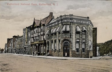 Rutherford National Bank, Rutherford, N.J.