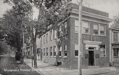 Montgomery National Bank, Montgomery, N.Y.
