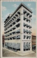 Merchants National Bank Building, Middletown, N.Y.