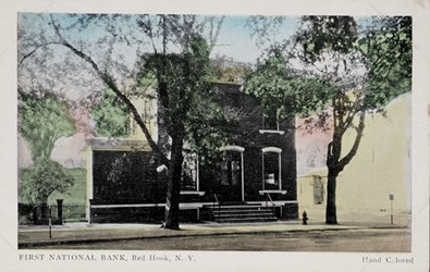 First National Bank, Red Hook, N.Y.