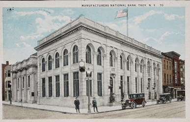 Manufacturers National Bank, Troy, N.Y.