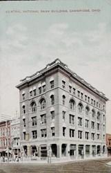 Central National Bank Building, Cambridge, Ohio