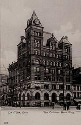 The Callahan Bank Bldg. Dayton, Ohio