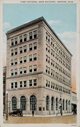 First National Bank Building, Ironton, Ohio