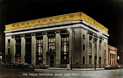 The Piqua National Bank and Trust Company