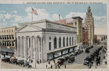 Northern National Bank, Superior St., Cor. Of Madison Ave., Toledo, Ohio