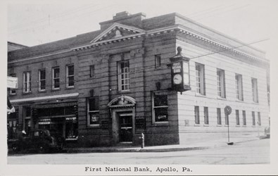 First National Bank, Apollo, Pa.