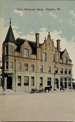 First National Bank, Bangor, Pa.