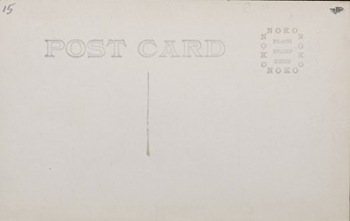 Reverse side: Court of the Sun and Stars, P.P.I.E.