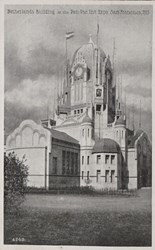 Netherlands Building at the Pan-Pac. Int. Expo. San Francisco, 1915