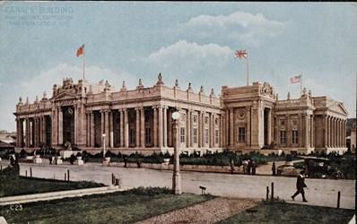 Canada Building, Pan-Pac Int Exposition, San Francisco 1915
