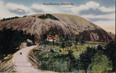 Stone Mountain, Atlanta, Ga.