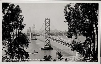 San Francisco ~ Oakland Bay Bridge