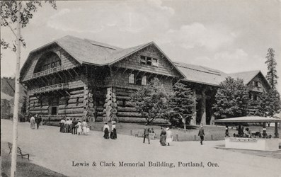 Lewis & Clark Memorial Building, Portland, Ore.