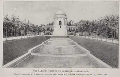 The Nation's Tribute to McKinley, Canton, Ohio