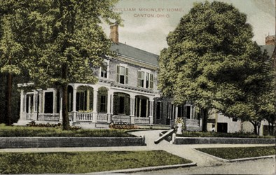 William McKinley Home, Canton, Ohio