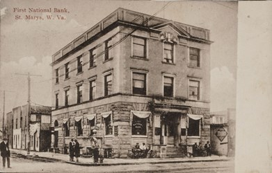 First National Bank, St. Marys, W. Va.
