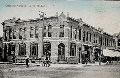 Citizens National Bank, Madison, S.D.