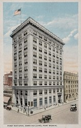 First National Bank Building, Fort Worth.