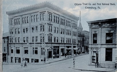 Citizens Trust Co. and First National Bank, Canonsburg, Pa.
