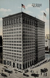 First National Bank Building, Milwaukee.