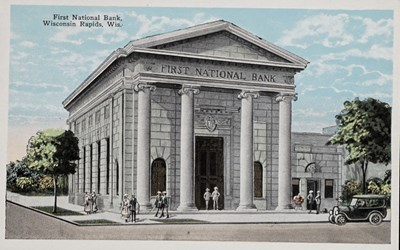 First National Bank, Wisconsin Rapids, Wis.