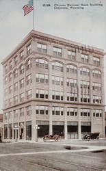 Citizens National Bank Building, Cheyenne, Wyoming
