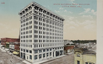 State National Bank Building, Little Rock, Ark.