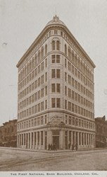 The First National Bank Building, Oakland, Cal.